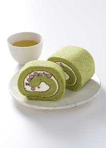 茶游堂ロールケーキ (ハーフサイズ)