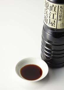 丸大豆醤油 直江源兵衛 1L