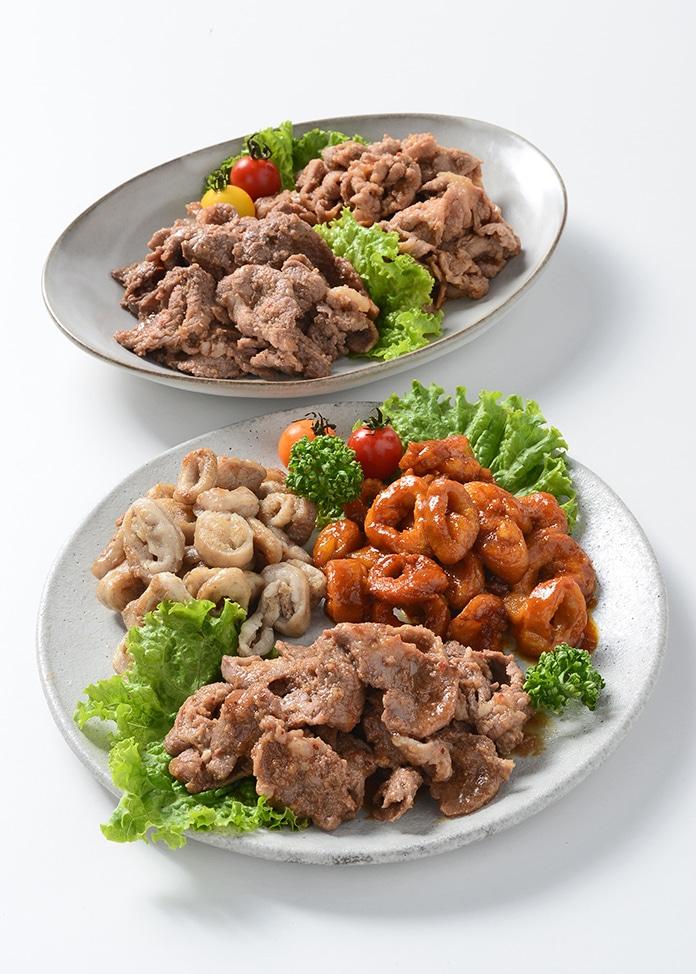 北の旬彩 北海道味覚園焼肉セット