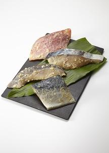 京味噌漬け詰合せ(4種各2枚)