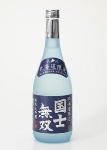【国士無双】北海道限定 純米大吟醸酒 720ml