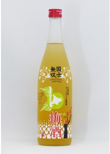 国士無双 梅酒(化粧箱入り) 720ml