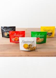 お酒に合わせて食べる5種のレモニカセット