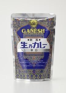 GANESH生乃カレー辛口 3個入