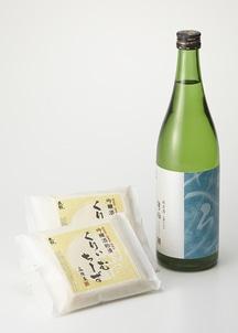 蒼穂 山廃純米&吟醸酒粕漬くりぃむち~ずセット