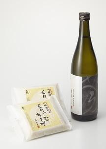 蒼穂 純米吟醸&吟醸酒粕漬くりぃむち~ずセット