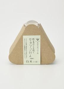 セロリごはん(白米)4食セット