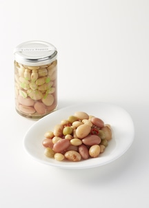 野菜たっぷりピクルス(豆)4個セット