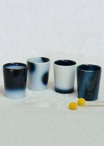 ヨシュアブルーフリーカップ小(ヨシュアブルー)