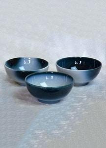 ヨシュアブルー飯椀小(内青)