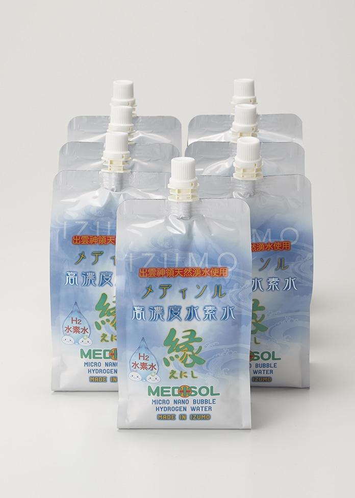 メディソル 高濃度水素水(縁)7本セット