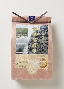 大根島海藻溶岩今摺米(コシヒカリ) 3kg