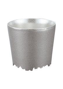SHIKICOLORS Rock Cup Silver
