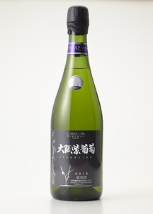ハギースパーク大阪紫葡萄 750ml
