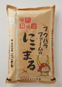 滋賀県こだわり農産物ひこにゃんの故郷のお米にこまる 5kg白米