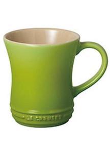 ル・クルーゼ マグカップ (S) フルーツグリーン