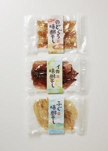 浜田地魚 味醂干し便り