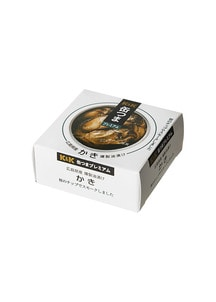 缶つまプレミアム 広島かき 燻製油漬け 60g×6