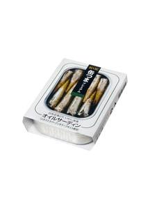 缶つまプレミアム オイルサーディン 105g×6