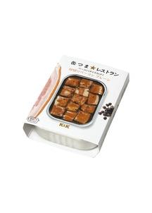 缶つまレストラン 厚切りベーコン プレーン 105g×6