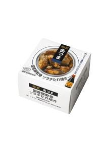 缶つま 国産豚軟骨 ソラチたれ焼き 80g×6