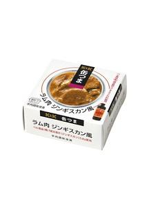 缶つま ラム肉 ジンギスカン風 90g×6