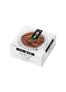 缶つま コンビーフ ユッケ風 80g×6