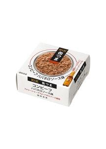缶つま コンビーフ ハバネロソース味 80g×6
