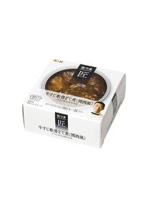 缶つま匠 国産牛すじ軟骨どて煮(関西風) 80g×6