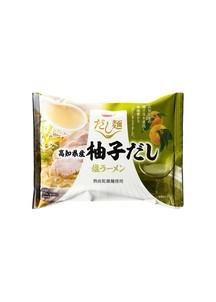 tabete だし麺 高知県産柚子だし塩ラーメン 102g×10