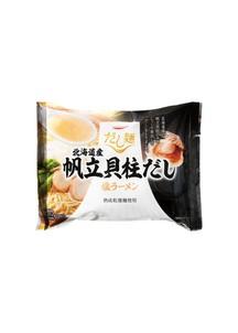 tabete だし麺 北海道産帆立貝柱だし塩ラーメン 112g×10