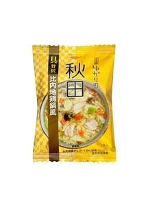 tabete ゆかりの 秋田比内地鶏鍋風 16g×10