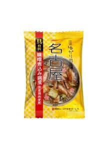tabete ゆかりの 名古屋 味噌煮込 16.7g×10