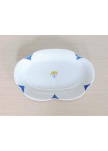 なごみ(大)・花型皿