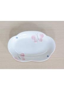 蝶々(大)・花型皿