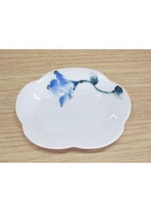 はるか(小)・花型皿