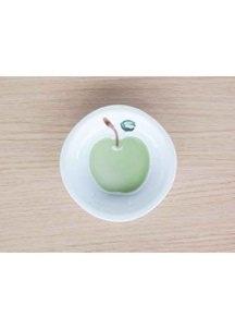 りんご(緑)・小皿