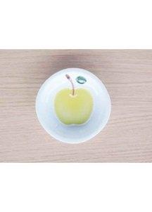 りんご(黄)・小皿