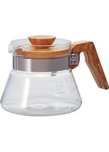 HARIO  コーヒーサーバー オリーブウッド 600ml