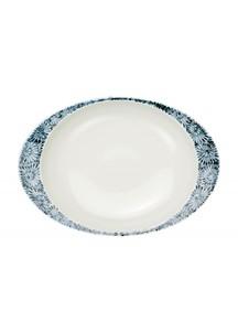 【有田焼】からくさ・匠の蔵(カレー皿)