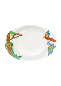 【有田焼】タヒチ・匠の蔵(カレー皿)