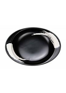 【有田焼】黒潮・匠の蔵(カレー皿)