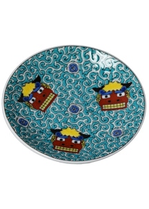 豆皿 縁起豆皿コレクション 獅子舞
