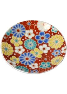 豆皿 縁起豆皿コレクション 梅菊模様