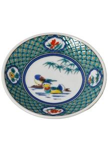 豆皿 縁起豆皿コレクション 鴛鴦
