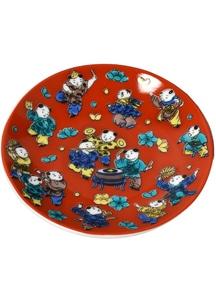 豆皿 縁起豆皿コレクション 木米
