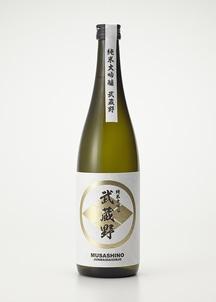武蔵野ブラック 純米大吟醸 720ml