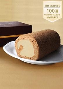 旧軽モカロールケーキ