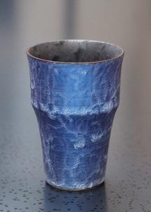 麟 Lin 竹カップ Blue