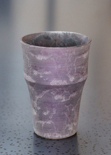 麟 Lin 竹カップ Purple